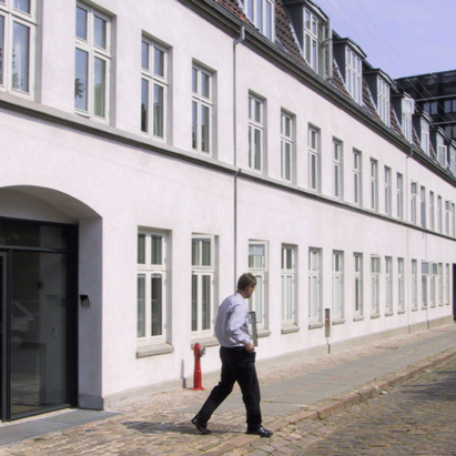 C.F. Møllers tegnestue i Århus